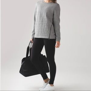 Lululemon Fleece be true Crew Pullover